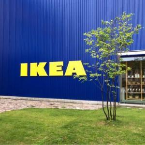 IKEAへGO