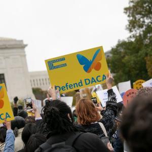DACA (Deferred Action for Childhood Arrivals)