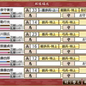 遂に来た8-2上田城!!