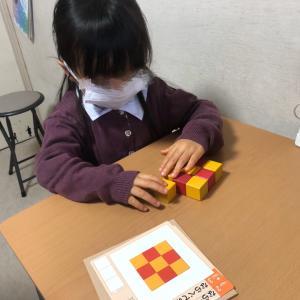 今日から幼稚園