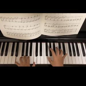 ジャニーズとピアノ