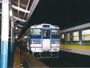 羽越本線を新潟県から山形へ