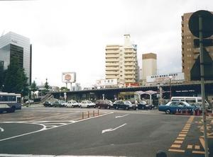 東海道線から中央線へ
