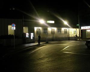 駅名が違うすぐそこの北朝霞からJR線へ
