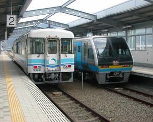 四国高知の南の駅へ