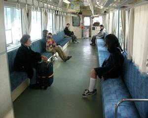 宿毛から次の列車で戻ります