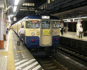 今回は中央線で新宿へ向かうことから始まります