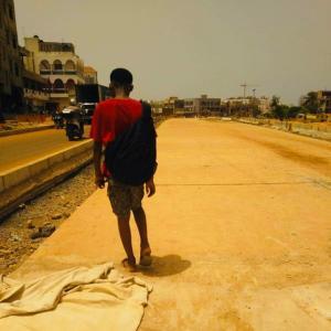 【コロナ禍の渡航】セネガルに戻りました