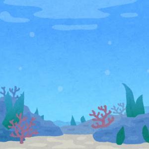 サンゴ礁復活と温暖化の ニュース