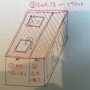 VE≠減額調整 第13話 キッチン本体(4)~MORTEXかLAMINAMを~