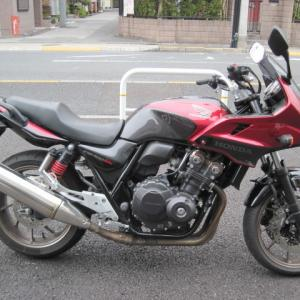 「CB400 SUPER BOL D'OR<ABS>Special Edition」