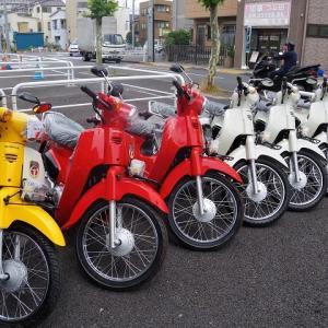 タイのスーパーカブ