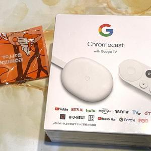 Amazon Fire TV 4Kの大きな不満と、Chromecast with Google TVを使用1時間で売却決定した話