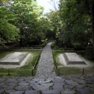 10/16銀閣寺と法然院