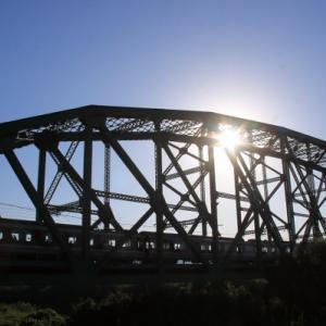 10/25橋で近鉄