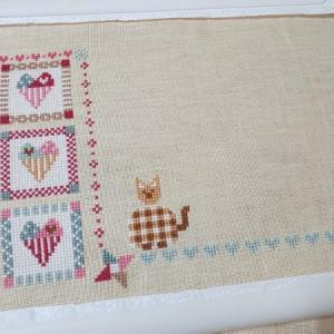 【QUILTING IN QUILT】経過3