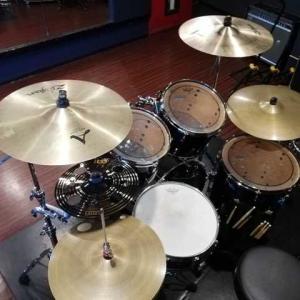 スタジオのルーティン