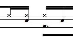 文字と楽譜の限界?? と Pearl のスネア