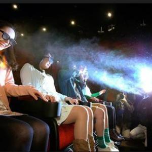 ●「4Dシアター(4DX,MX4D)」って何?ー次世代の映画鑑賞