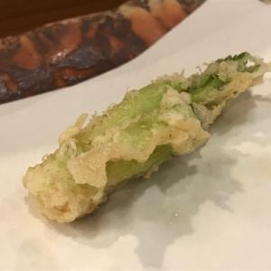 春の香りを詰め込んだおいしい天ぷら