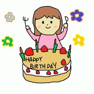 アラサーOLの誕生日