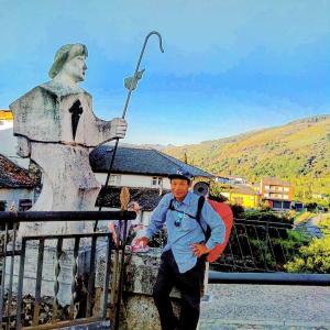 サンティアゴ巡礼「銀の道」及び「フランス人の道」(Camino de Santiago de la Plata y Francés)2019 : 巡礼ベストショット8 (las 8 mejores fotos de peregrinación)