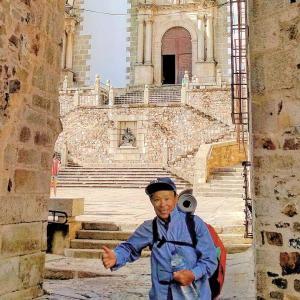 俳句・サンティアゴ巡礼「銀の道」及び「フランス人の道」(Los Haikus del Camino de Santiago de la Plata y Francés)2019: 巡礼14日目(el 14º. día)「巡礼の道連れ」(Los compañeros del Camino)