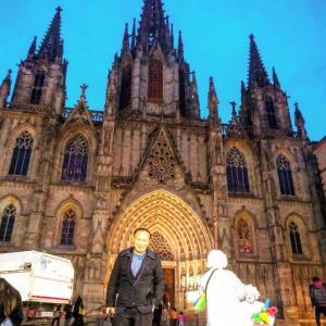 バルセロナから(2020年1月17日) : 『バルセロナの侍』(Samurai de Barcelona)(110)「魔法陣 Ⅲ」(Círculo mágico Ⅲ)