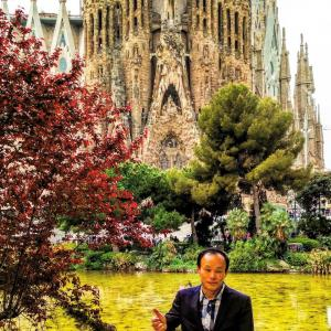 バルセロナから(2020年1月23日) : 『バルセロナの侍』(Samurai de Barcelona)(113)「魔法陣 Ⅵ」(Círculo mágico Ⅵ)