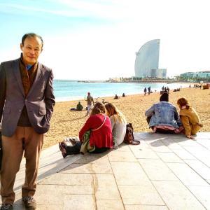 バルセロナから(2020年1月27日) : 『バルセロナの侍』(Samurai de Barcelona)(115)「曲者 Ⅱ」(Persona sospechosa Ⅱ)