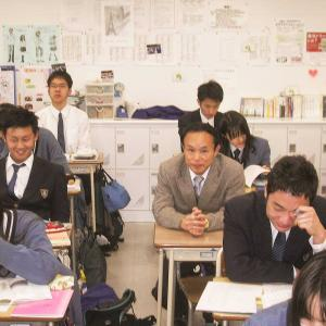 """Desde Barcelona"" 3/07/2020 (「バルセロナから」2020年7月3日) : Entro entre mis alumnos japoneses(日本の教え子たちの中に入る)"