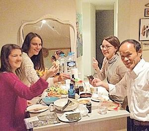 """Desde Barcelona"" 6/07/2020 (「バルセロナから」2020年7月6日) : Cocinar Sushi enrollado/Maki Sushi (巻き寿司を作る)"