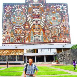 """""""Desde Barcelona"""" 11/07/2020 (「バルセロナから」2020年7月11日) : La magnífica cultura y humanidad de México(メキシコの壮大な文化と人間性)"""
