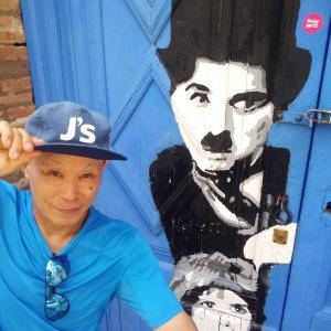 """Desde Barcelona"" 12/08/2020 (「バルセロナから」2020年8月12日) : Mundo Chaplin(チャップリンの世界)"