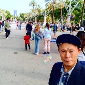 """Desde Barcelona"" 23/9/2021(「バルセロナから」2021年9月23日) : Samurái de Barcelona Vol.Ⅲ (1)-Ⅱ (バルセロナの侍 Vol.Ⅲ (1)-Ⅱ) Una llamada extraña Ⅱ(奇妙な電話 Ⅱ)"