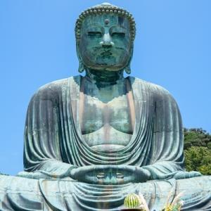 夏の思い出 8月の鎌倉大仏