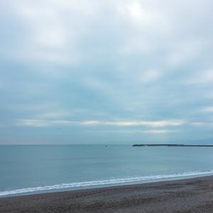 茅ヶ崎海岸散歩