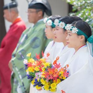 鶴岡八幡宮のお祭り 2020年例大祭