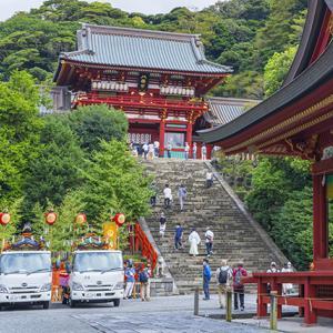 鶴岡八幡宮 例大祭 2021年