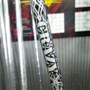 またまた完成!今季最強DR CV8にCRAZYのアベレージ向け最強シャフトを装着!!