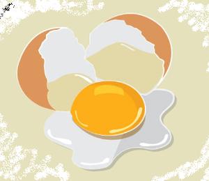 鶏卵相場に台風の影響は?