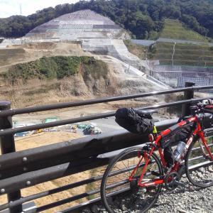 大阪北部のダムカードと五月山