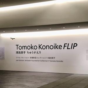 ジャム・セッション : 鴻池朋子 ちゅうがえり アーティゾン美術館 Tomoko Konoike FLIP, Artizon Museum, Tokyo, Japan.