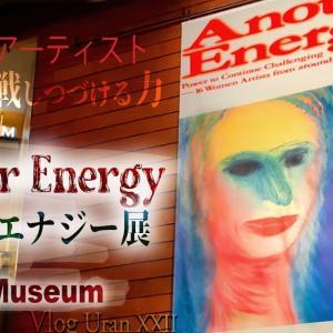「アナザーエナジー展   挑戦しつづける力」世界の女性アーティスト16人  森美術館, Another Energy, Power to Continue Challenging-16 Women Artists from around the World. Mori Art Museum, Tokyo, Japan.
