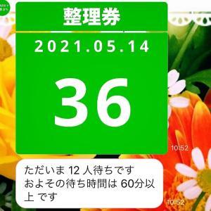 2021/05/14 眼科&腎臓内科受診 &デブエット?! :-)