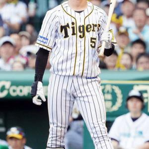 阪神・矢野監督、近本不振でも1番センターで固定を続ける