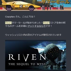 SteamでGame 購入