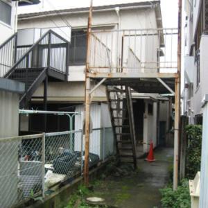 世田谷区で木造アパートをシェアハウスに格安リノベーション