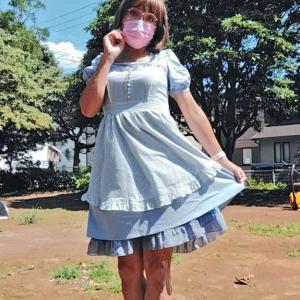 中年女装子のコーディネート