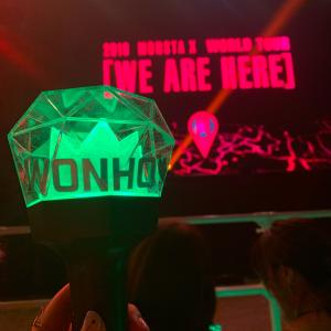 2019 MONSTA X WORLD TOUR [WE ARE HERE]